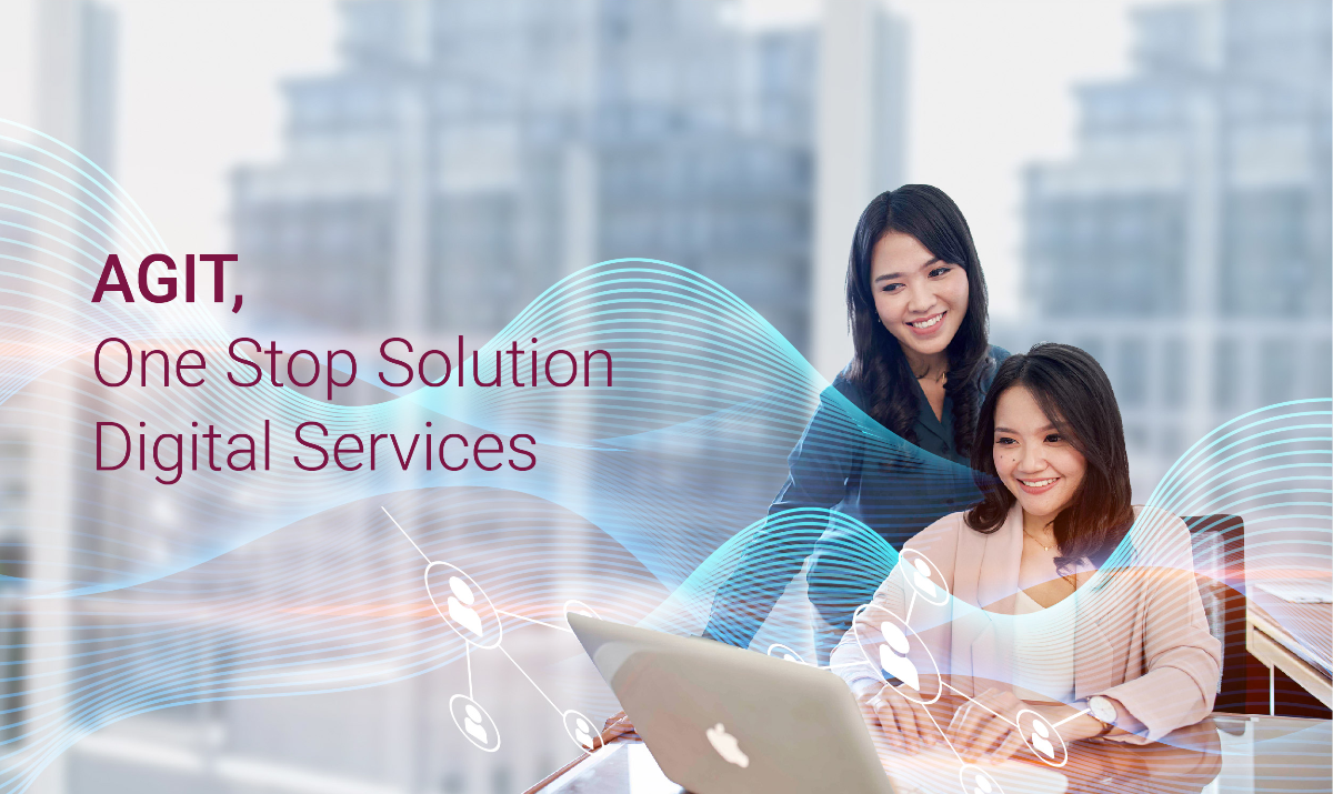 AGIT, One Stop Solution Digital Services